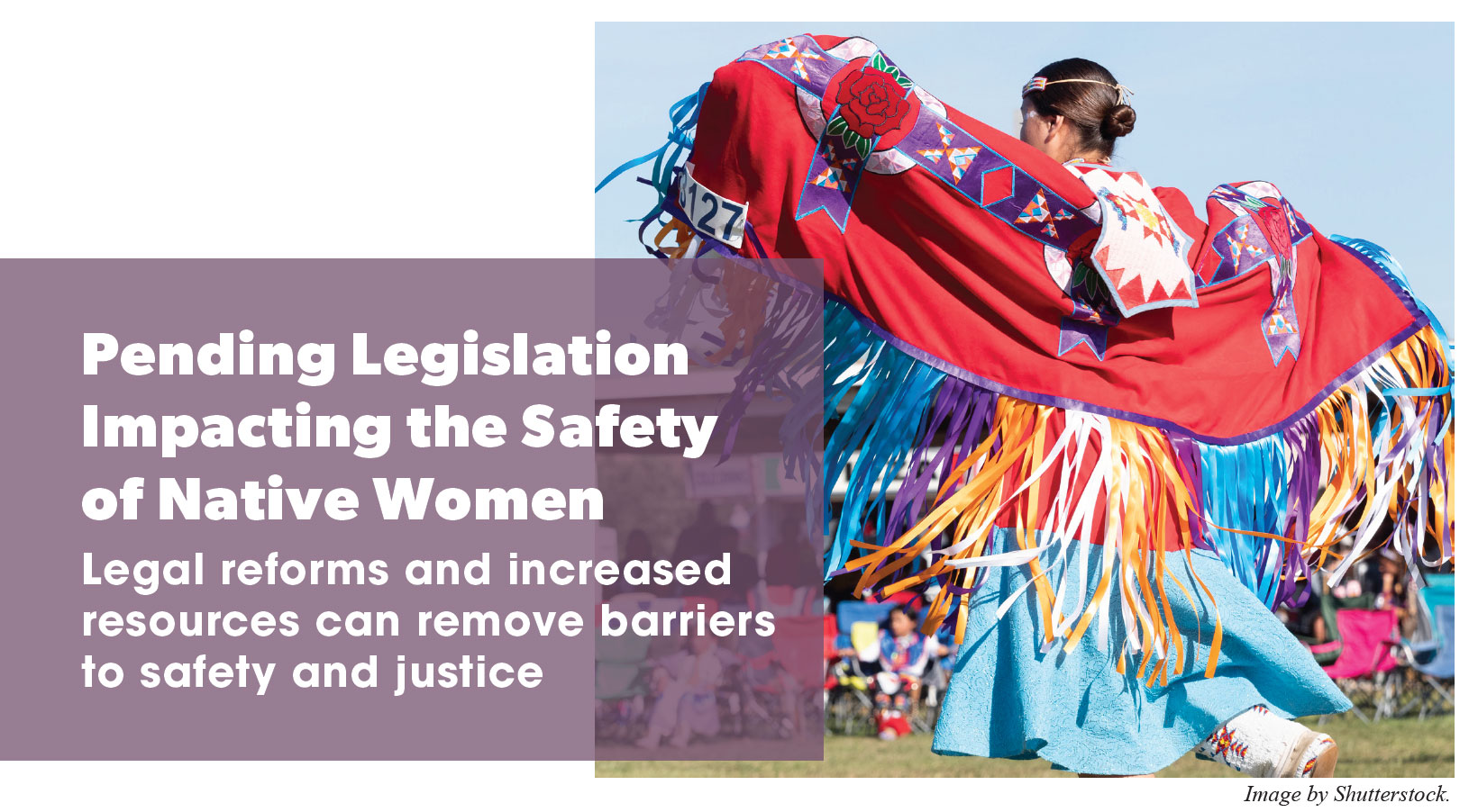 Pending Legislation Impacting the Safety of Native Women