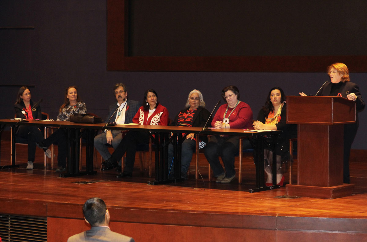 Safety for Native Women Explored at Various Events In Washington, DC