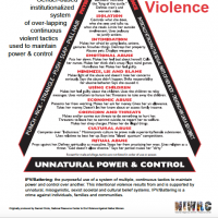 Intimate Partner Violence Triangle