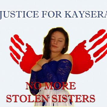 Join Campaign to Honor and Demand Justice for Kaysera Stops Pretty Places